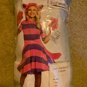 Other - Cheshire Cat Girls costume size Large